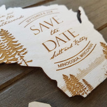 Load image into Gallery viewer, Wedding Save the Date Magnets