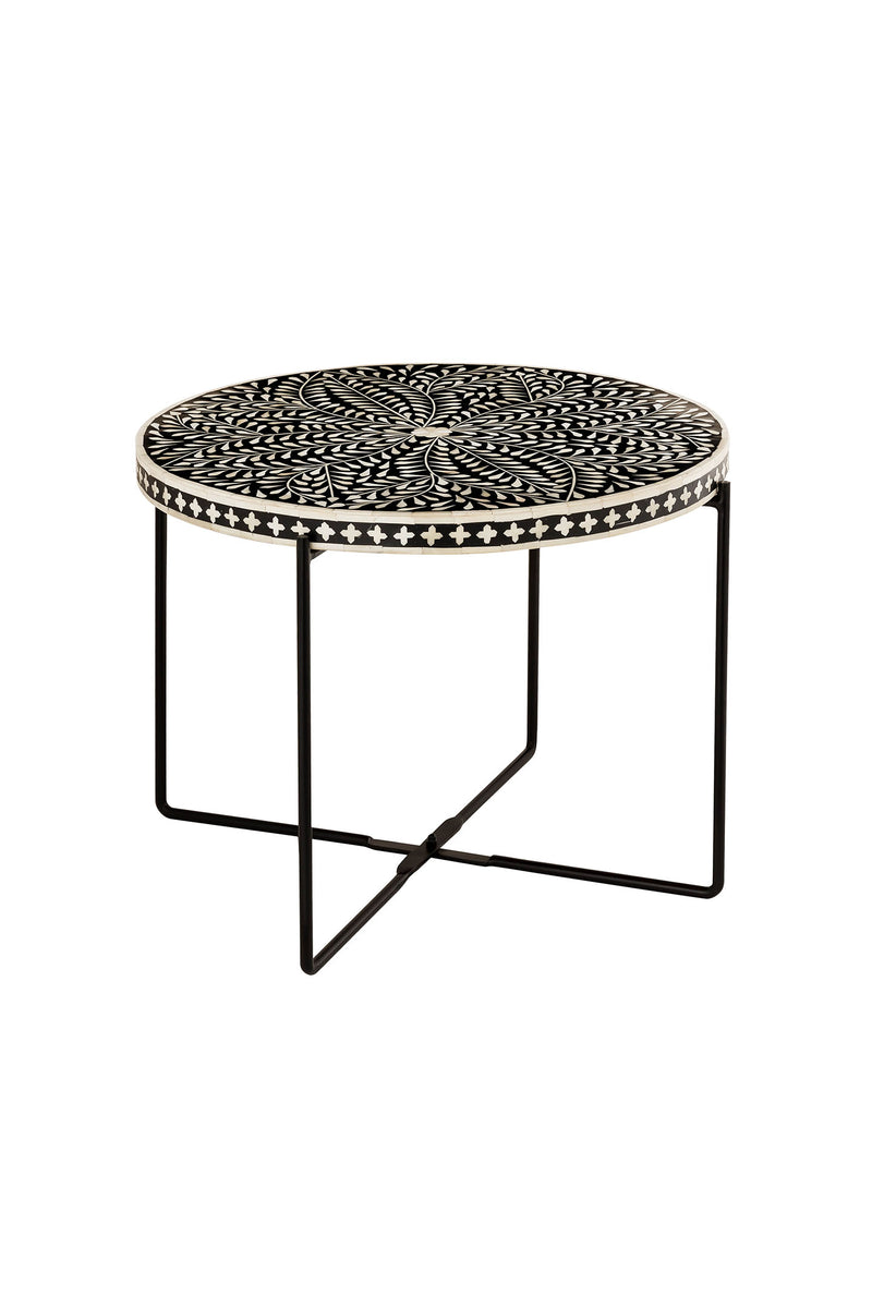 Ava Bone Inlay Table