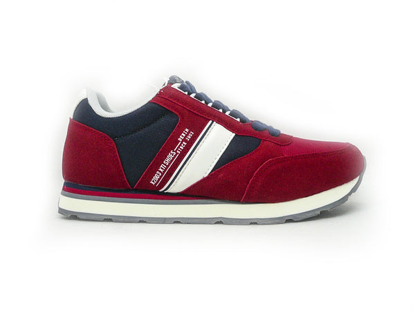 Xti | Sneakers uomo red/navi