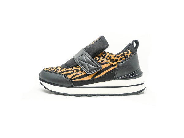 Xti 44596 | Sneakers Leopard trainer