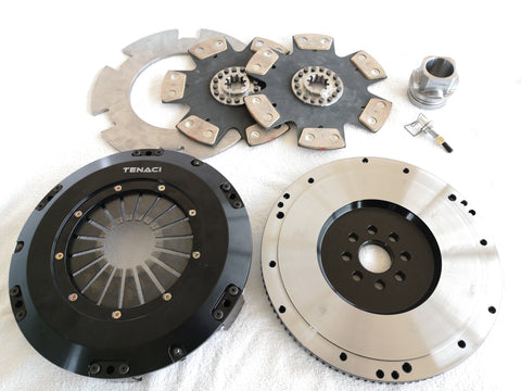 Tenaci BMW M5x/S5x Twin 240mm clutch kit