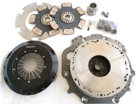 Tenaci JZ to BMW Gearbox conversion & Clutch kit