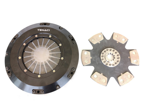Tenaci Single disc 240mm clutch kit