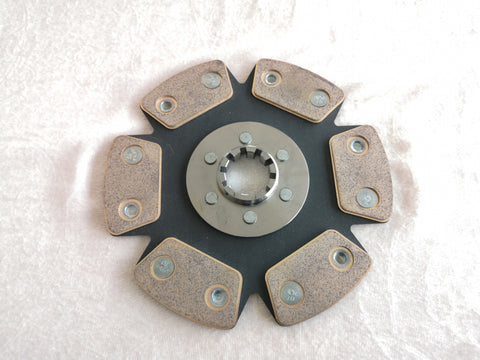 Tenaci Clutch Disc 184mm 6-Pad