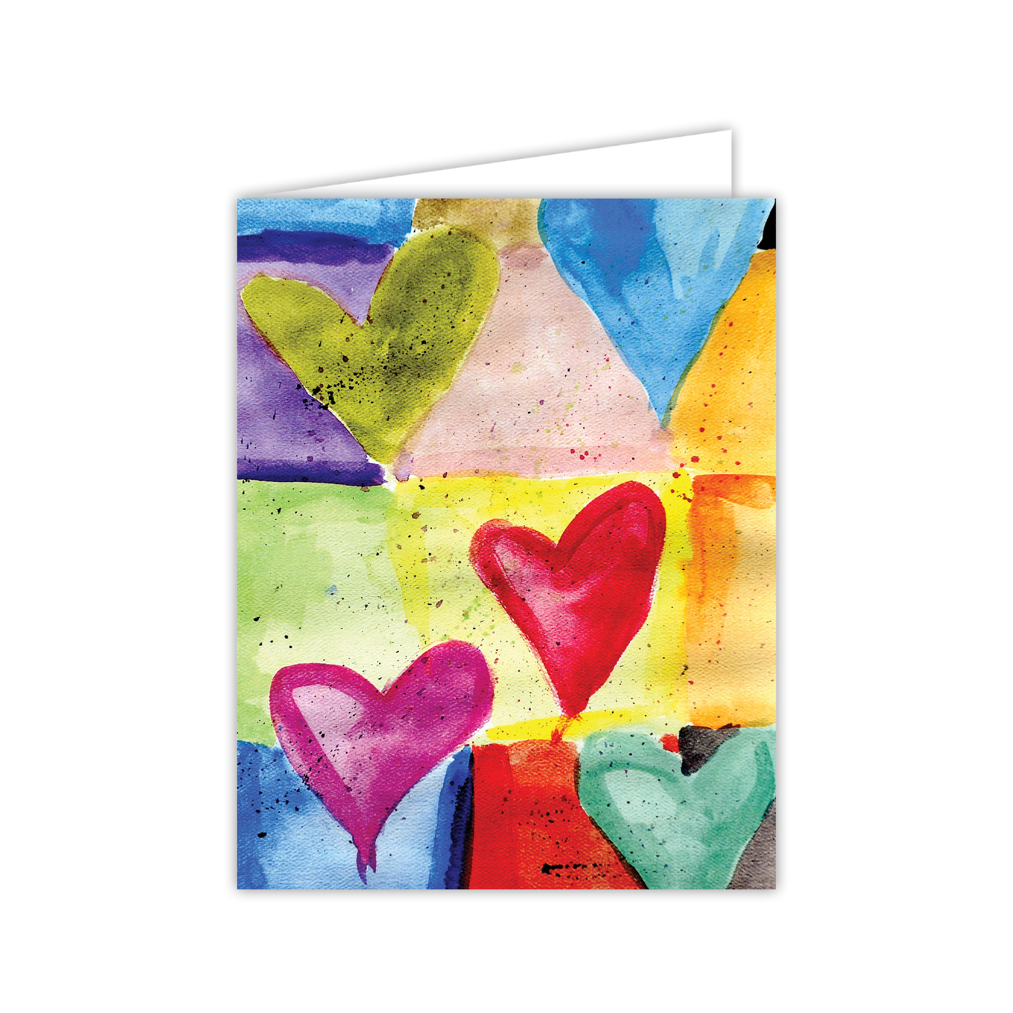 Everyday Greeting Card D (Pack of 8)