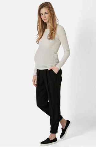 Topshop 'Definitives' Maternity Jogger Pants