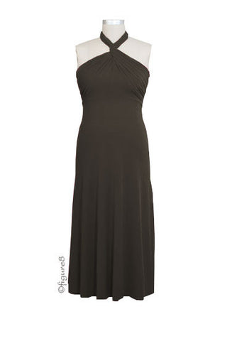 Pouch Mama Maternity Versatile Maternity Dress