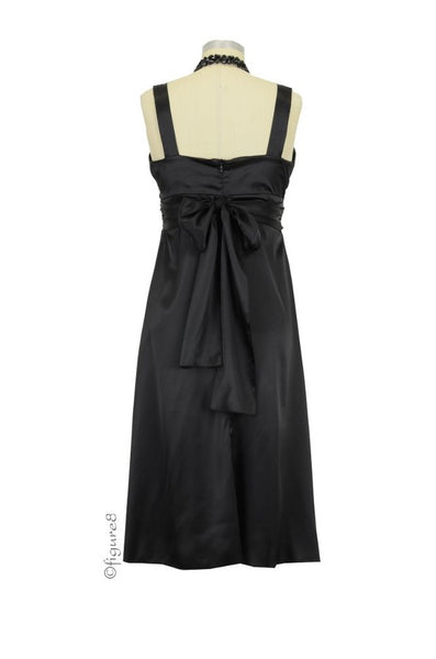 Ripe Deluxe Satin Maternity Evening Dress