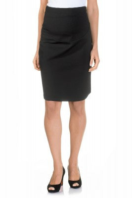 Belly Button Maternity davida pencil skirt
