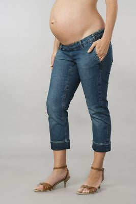 BOOB - Fifty Cropped Jean