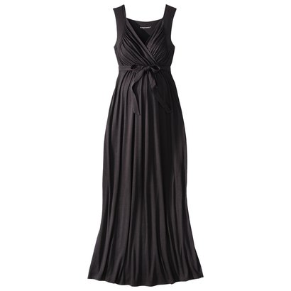 Liz Lange Maternity Sleeveless Maxi Dress