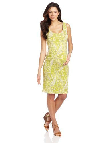 Ripe Maternity Frond Tube Dress