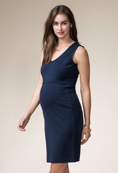Boob Design Audrey Sleeveless Maternity & Nursing Dress