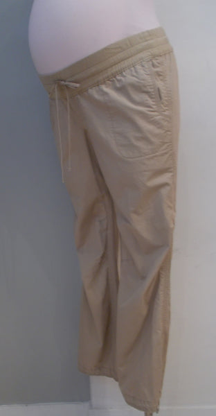 Old Navy Maternity - Bootcut Cargo Pant with Ankle Drawstring