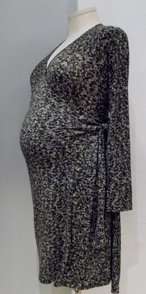 Ripe Maternity Wrap Dress