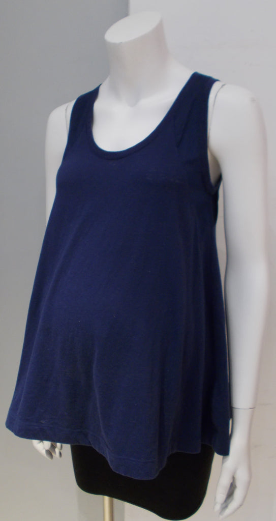 Gap Maternity navy tank top