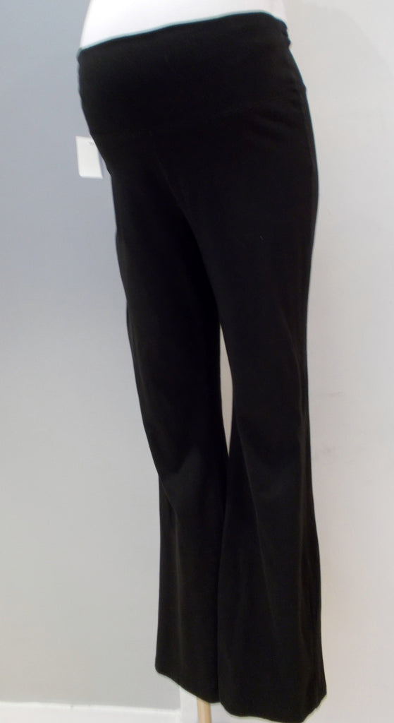 Thyme Maternity Black Lounge Pant
