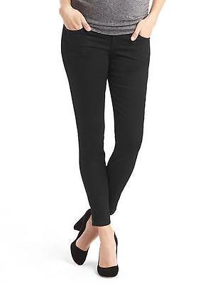 Gap Maternity full panel true skinny jeans