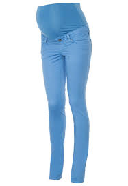 Queen Mum - Coloured Skinny Denim