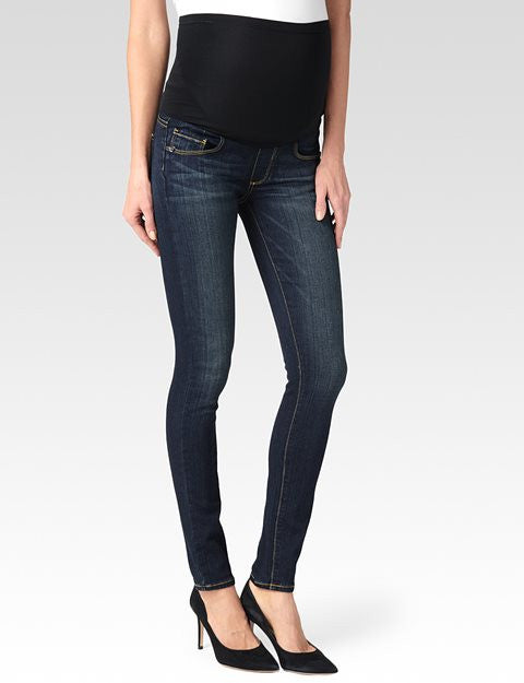 Paige Denim Verdugo Ultra Skinny Full Panel Maternity Jeans
