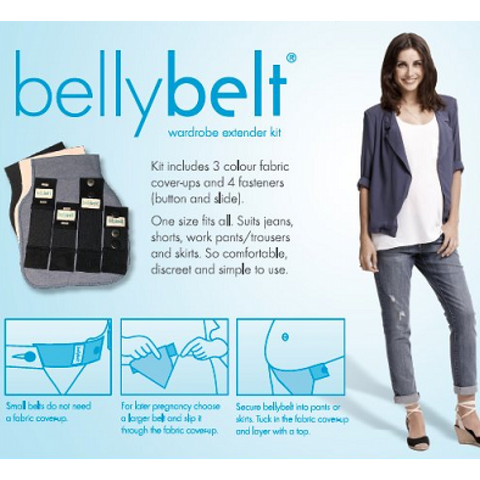 Belly Belt Combo by Fertile Mind