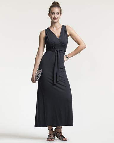 Boob Design Sophia Maxi Maternity & Nursing Dress