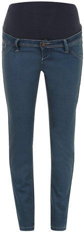 Mamalicious Maternity Noma Denim Jeggings