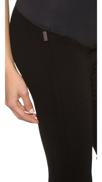 Citizens of Humanity Maternity Koi Denim Leggings Black - Size: 31