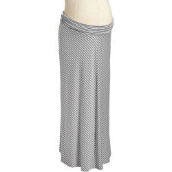 Old Navy Maternity Chevron Maxi Skirt