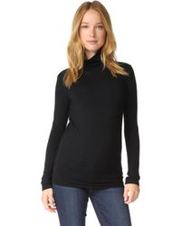 Hatch Maternity The Jersey Turtleneck