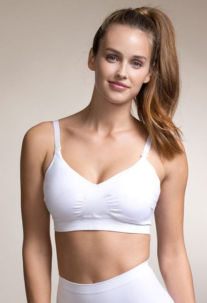 Boob Design T-shirt bra Fast Food - Black, White, Beige