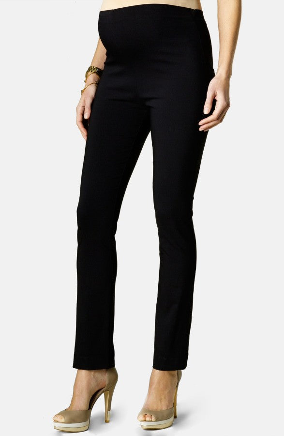 Rosie Pope Black 'Pret' Maternity Pants