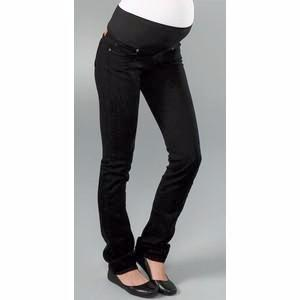 Paige Premium Maternity Blue Heights Denim