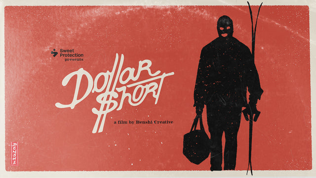WATCH 'DOLLAR SHORT' SKI FILM HERE + BTS CHAT TO CREATORS!