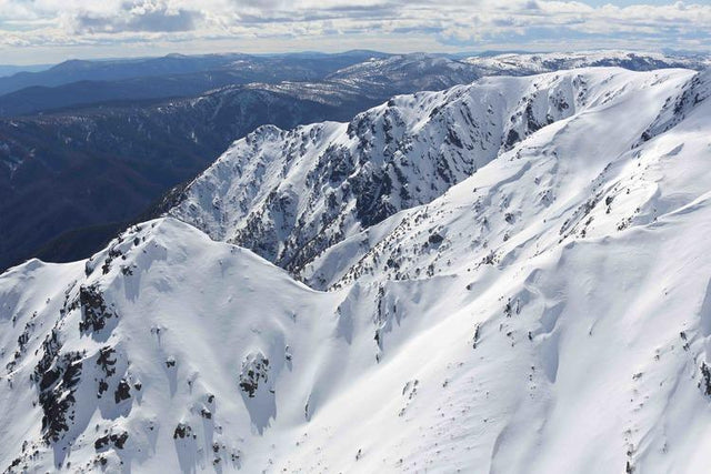 THE ROOF OF AUSTRALIA, RETRACING OUR ALPINE PAST.