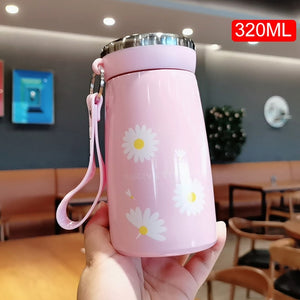2020 New 500/380ML Thermos Flask Coffee Mug