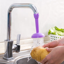 Load image into Gallery viewer, Happy Home Swivel Water Saving Tap Aerator Diffuser Tap   Connector 3 colors   kitchen utensils