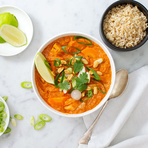 Vegan Jackfruit Massaman Curry