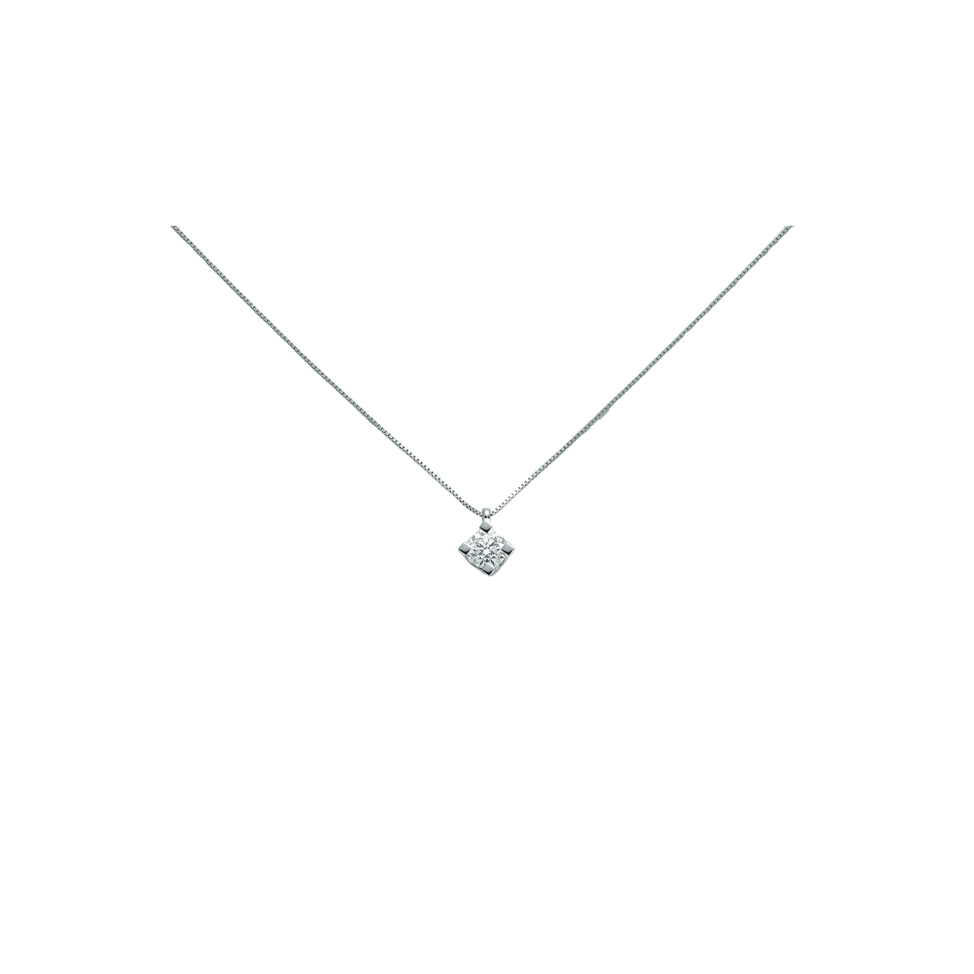 Miluna Necklace - CLD5065-018G7