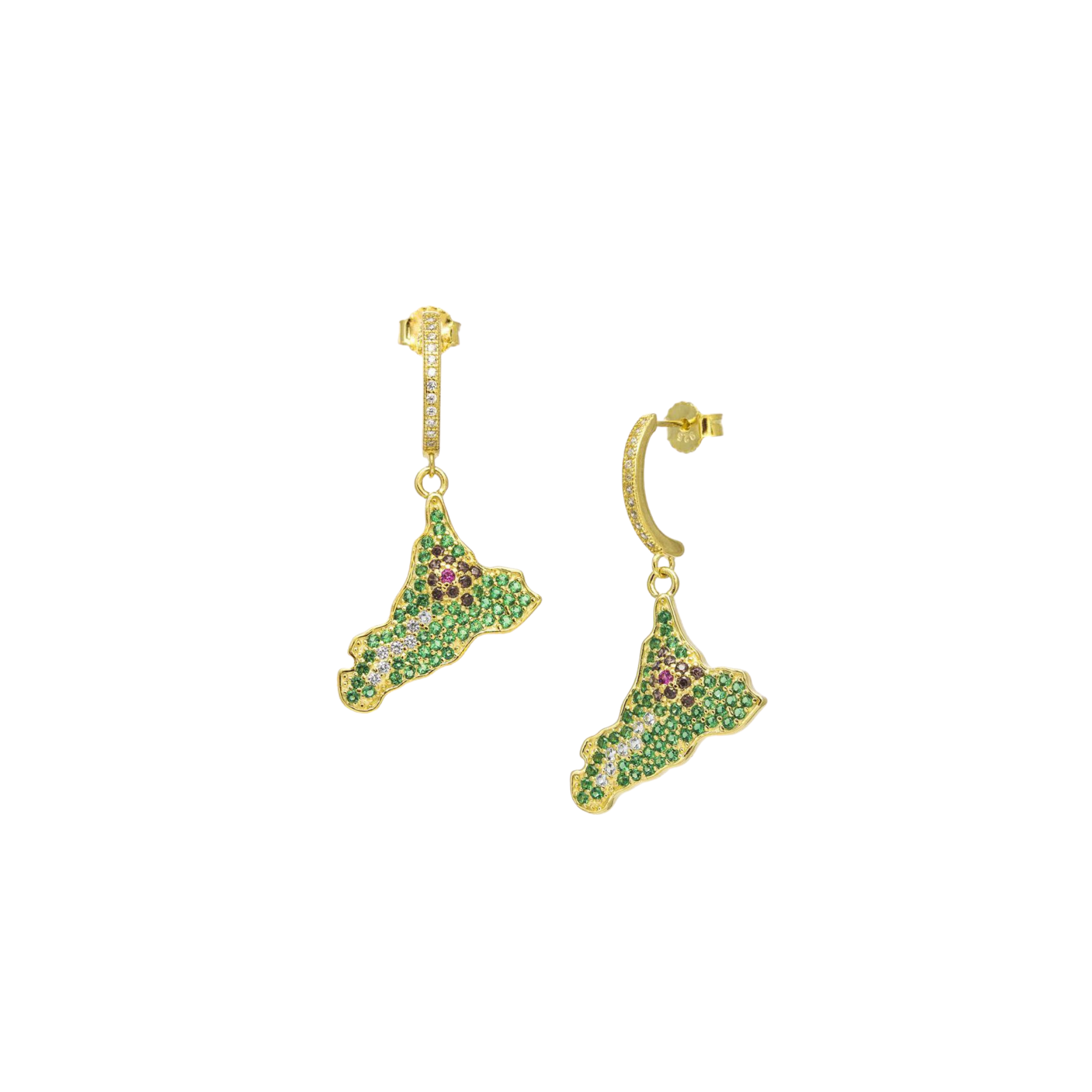 M'ami Sicily Earrings - MSE501/G