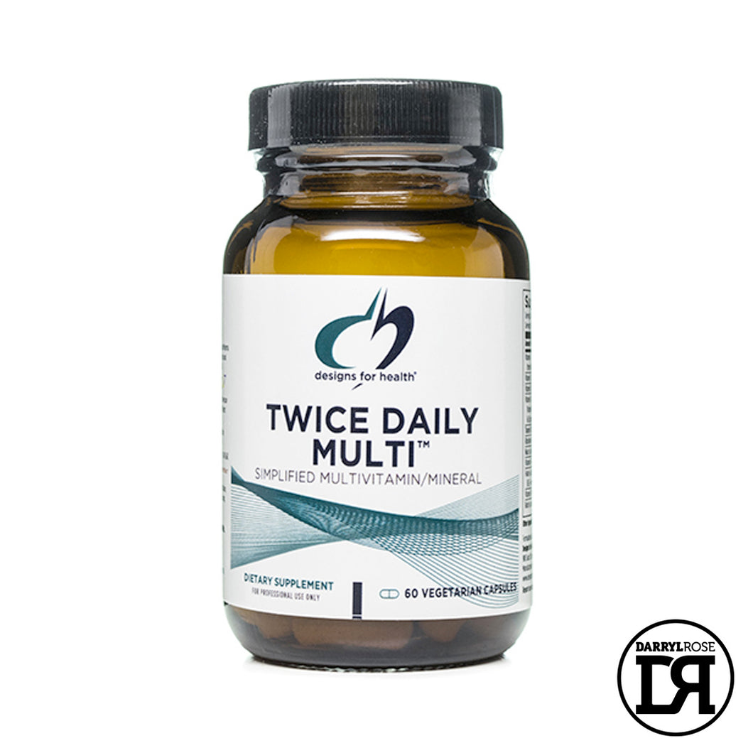 Multivitamin (Twice Daily Multi)