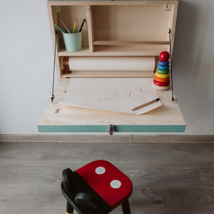 Kiddo Art Desk - Mini-Birou copii SB-113