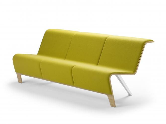 Back Modular Seating
