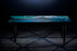 Seascape Acrylic Coffee Table