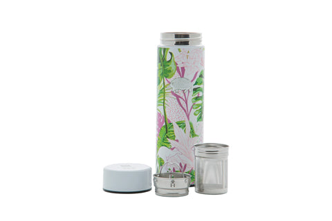 Bindi Irwin Thermal Tea Bottle With Infuser - Limited Edition 450Ml