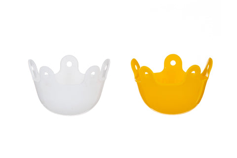 Silicone Egg Poachers Set/2