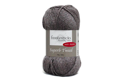 Fiddlesticks Superb Tweed