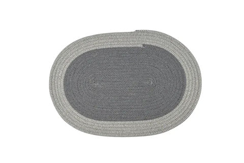 Demi Cott Oval Placemat