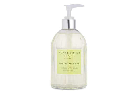 Lemongrass & Lime Hand & Body Wash 500Ml