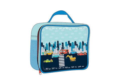 On The Road Insulated Lunch Bag